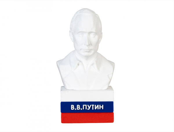 8GB USB2.0 флеш накопитель UsbSouvenir Сувенирная флэшка Путин, резина, смола