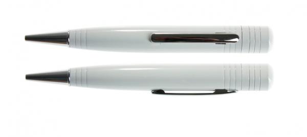 64GB USB-флэш накопитель UsbSouvenir P101 ручка белая