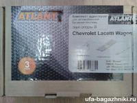 Адаптеры для багажника Chevrolet Lacetti Wagon, Атлант, артикул 8865