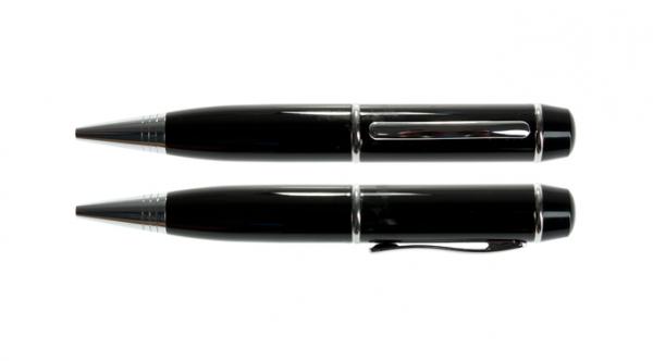 32GB USB-флэш накопитель UsbSouvenir P607 ручка металл черная