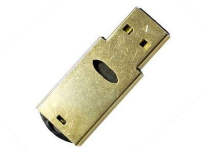 64GB USB-платка Supertalent RB-PCBA, металлический корпус, 31,35x13.65x12