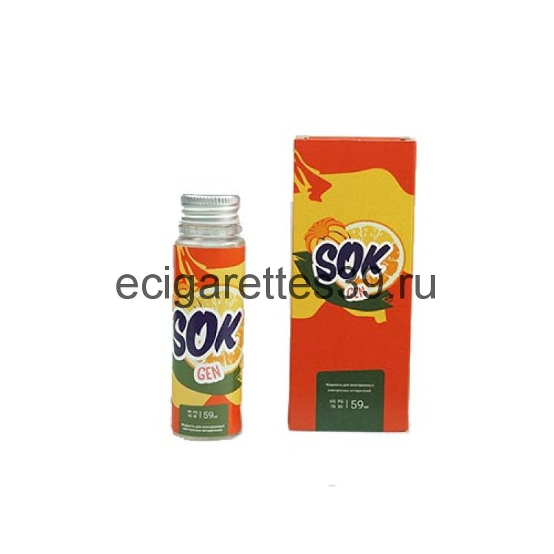 Жидкость SOK 59 мл., GEN