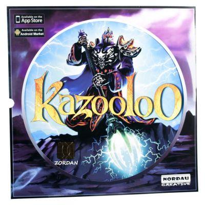 Игровой мат Zordan для игры Kazooloo