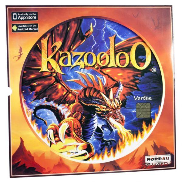 Игровой мат Vortex для игры Kazooloo