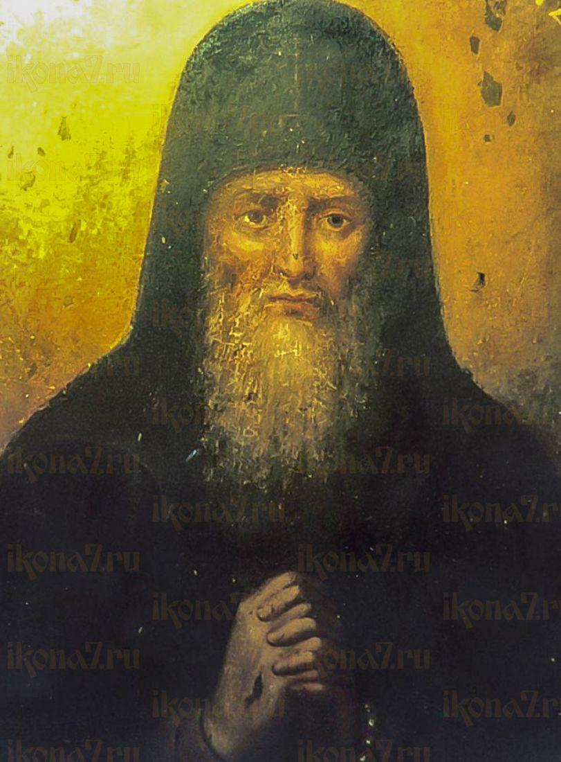 Сисой, схимник Печерский (копия старинной иконы)