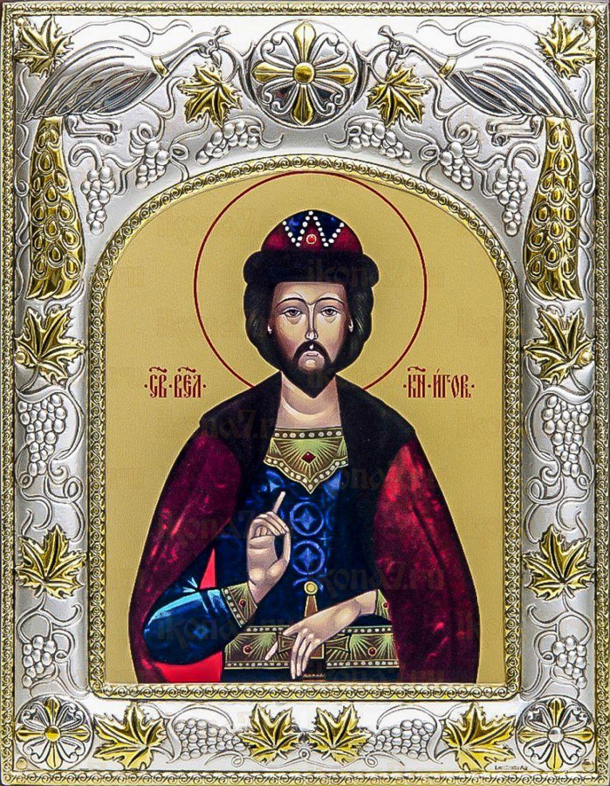 Игорь Черниговский (14х18), серебро
