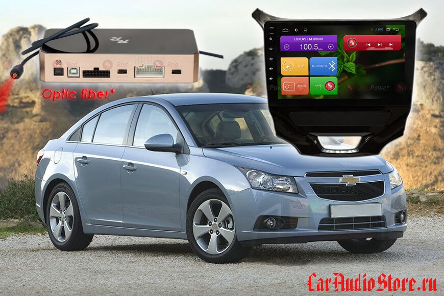 Магнитола Chevrolet Cruze 2013+ Redpower 31152 R IPS