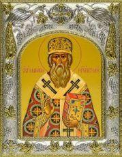 Макарий Московский (14х18), серебро