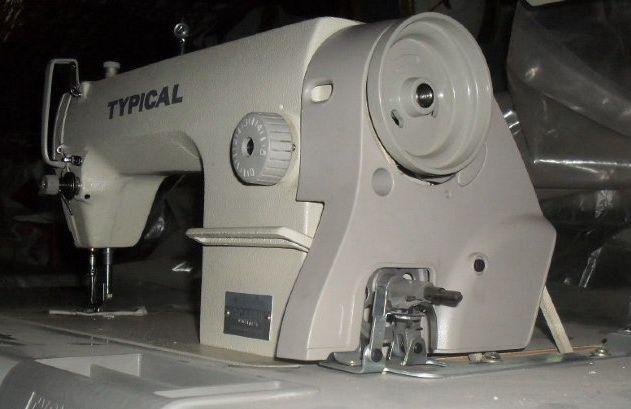 Швейная машина TYPICAL GC6850 H / цена 22000 руб. (фрикционный мотор)