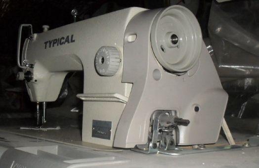 Швейная машина TYPICAL GC6850 H / цена 30000 руб. (фрикционный мотор) (цена в рассрочку на 6 месяцев, 7 взносов - 37500 руб. по 5360 руб. в месяц)