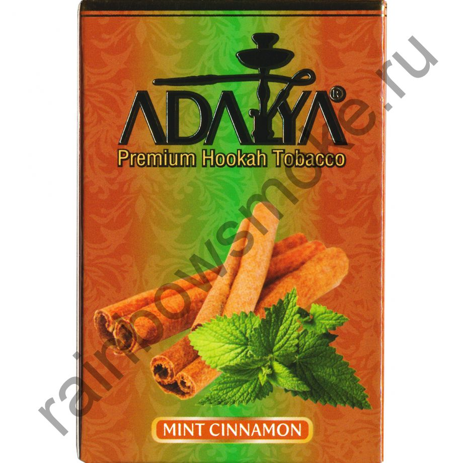 Adalya 50 гр - Mint Cinnamon (Мята и Корица)