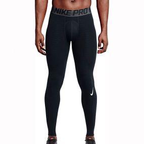 Компрессионные штаны Nike Pro Warm Tights чёрные
