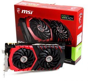 Видеокарта Msi gtx 1070 ti gaming 8GB