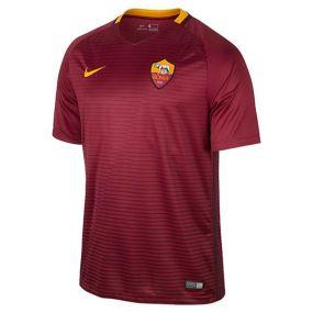 Игровая футболка Nike Roma Home Jersey красная