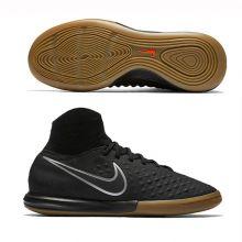 Детские футзалки Nike MagistaX Proximo II IC чёрные
