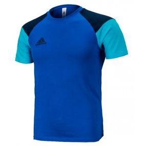 Футболка adidas Condivo 16 Tee синяя