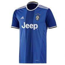 Игровая футболка клуба adidas Juventus Away Jersey синяя