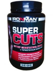 IRONMAN Super Cuts (300 капс.)