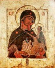 Икона Гора Нерукосечная (копия старинной)
