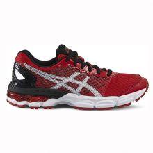 Детские кроссовки Asics Gel-Nimbus 18 Grade School красные