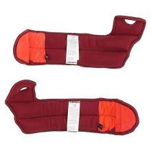 Утяжелители для рук Nike Wrist Weights оранжевые