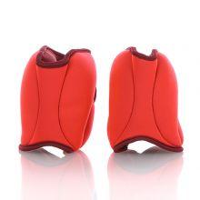Утяжелители для ног Nike Ankle Weights 2,27 кг оранжевые