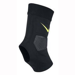 Защита голеностопа Nike Hyperstrong Match Ankle чёрная