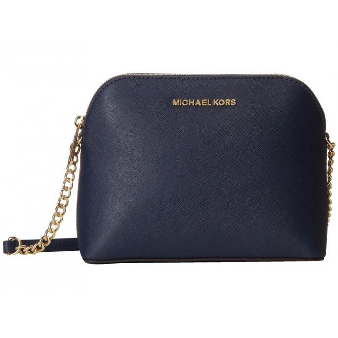 Michael Kors Cindy crossbody dark blue