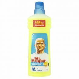 """...Моющая  жидкость   """"Мистер пропер"""" для полов и стен,1 литр"""