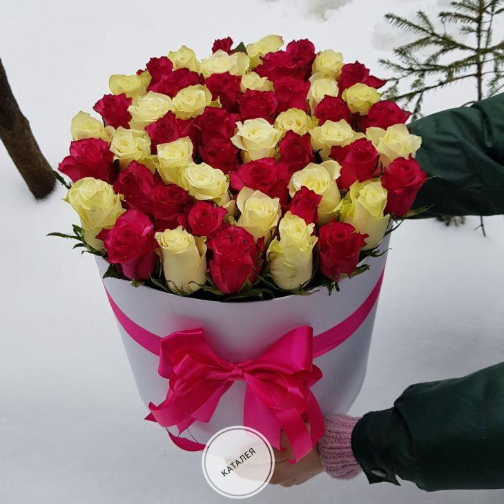 51 микс роза