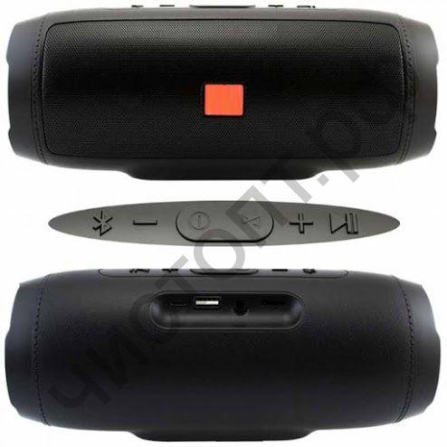 Колонка универс.с радио OT-SPB105 Черный (AKK 1+) (TF, USB, FM)