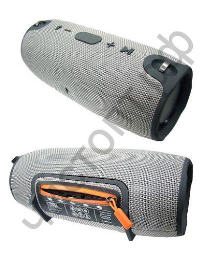 Колонка универс.с радио OT-SPB23 Серый (S6S) (TF, USB, FM, порт аккум)