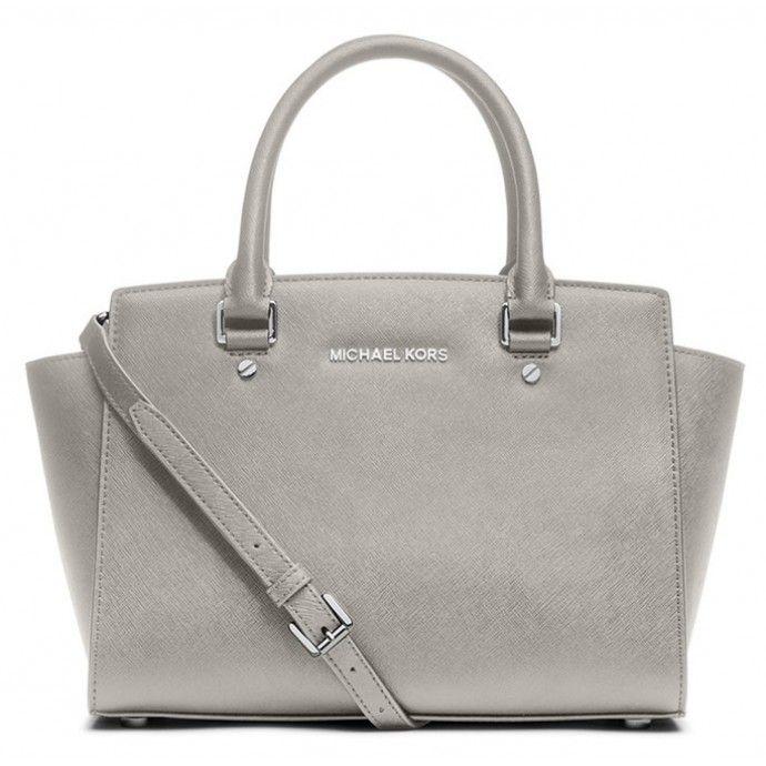 Selma medium grey
