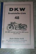 Каталог з/ч SB 500 и 500 Luxus