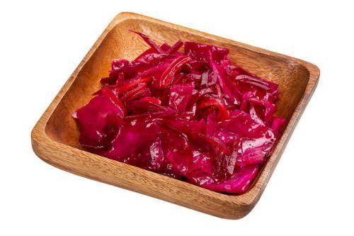 Квашеная капуста красная 0,5 кг
