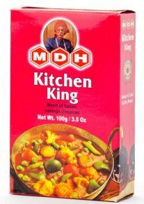 Приправа Королевская Kitchen King MDH Индия 100г