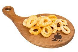 .Яблоки вяленые (кольца) кг
