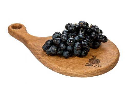 Виноград Черный Молдова с косточкой