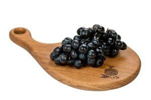 Виноград Черный с косточками