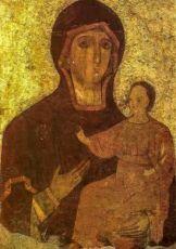 Феодотьевская икона БМ (копия старинной)