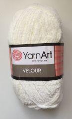 Velour (Yarnart) 841-молочный