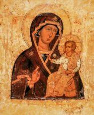 Седмиезерная икона БМ (копия старинной)