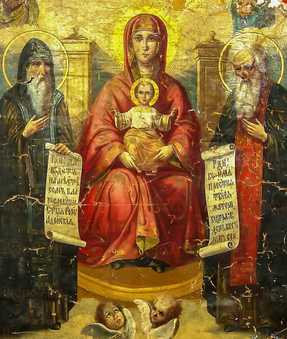 Свенская-Печерская (копия старинной иконы)
