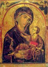 Алтарница (копия старинной иконы)