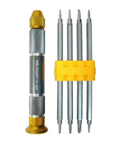 Набор отверток для ремонта электроники YX-8020B