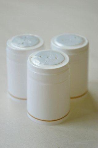 Термоусадочный колпачок белый 60х30 (10шт)