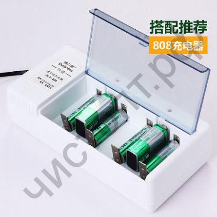 Заряд. уст-во DELIPOW DLP-808 (C/D,AAA,AA,9V)