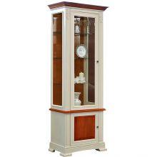 Шкаф с витриной АЛЬТ П490.19, П490.19-1