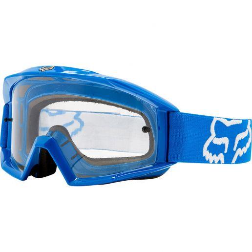Fox - 2018 Main Blue очки, синие