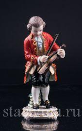 Юный Моцарт, Dressel, Kister & Cie, Германия, нач. 20 в., артикул 03278